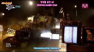 G Dragon Black ft Jennie Kim live Indo Sub by DischaSub