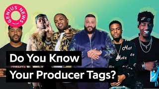 From Metro Boomin To Zaytoven: Do You Know Your Producer Tags?   Genius News