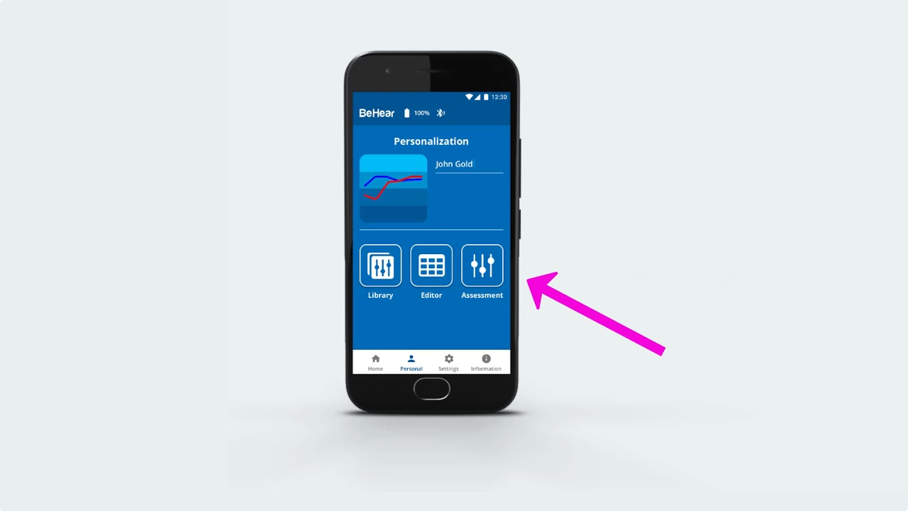 09 Using the Smartphone App with BeHear PROXY