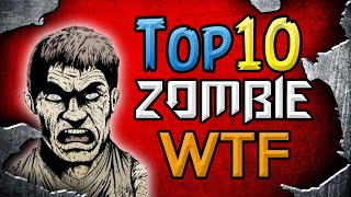 [ReUpload] TOP 10 Zombie #4 BUG e WTF Moments - Black Ops 2 Zombie (ITA)