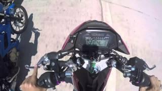 Download Video Đua xe suzuki raider 150 fi 2016 MP3 3GP MP4