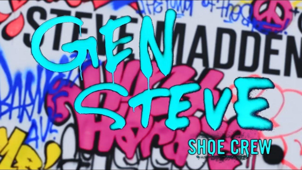 57a7b791c2e Steve Madden   #GenSteve   Shoe Crew