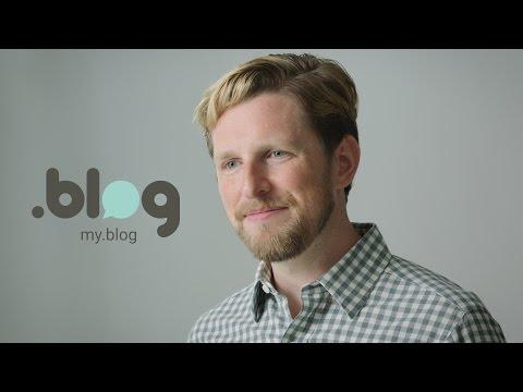 Why .blog? Hear From Matt Mullenweg Co-Creator of WordPress