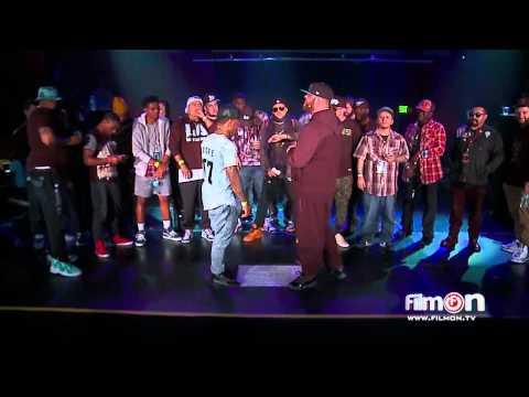 Conceited vs. Bigg K   ETHER Rap Battle