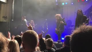 Satyricon - Commando - live 30.11.2017 @ Folken - Stavanger - Norway