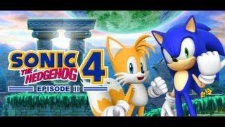 Sonic The Hedgehog 4 - Episode 2