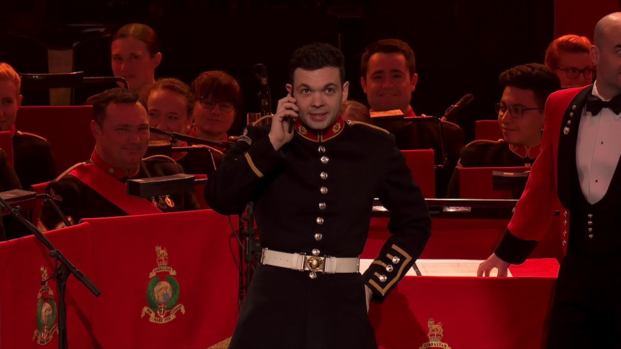 Download Pipe Dream | Funny Percussion Duet | The Bands of HM Royal Marines