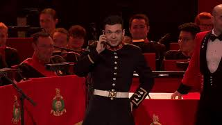 Pipe Dream | Funny Percussion Duet | The Bands of HM Royal Marines