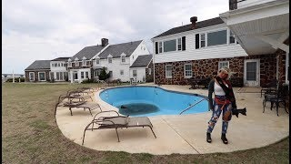 $5 MILLION DOLLAR MANSION ESTATE SALE - Flanders Hotel Owners Sell Everything!