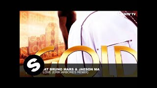 Gold 1 feat Bruno Mars & Jaeson Ma - This Is My Love (Erik Arbores Remix)