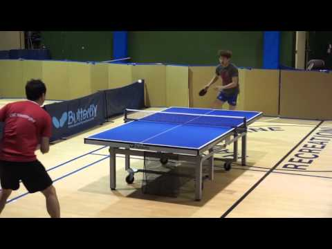 2016 Charlotte Open Finals: Alex Hohl vs Xu Liang