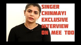 Singer chinmayi Exclusive interview On Mee Too || chinmayi || Tanusree Dattha || My Dream News