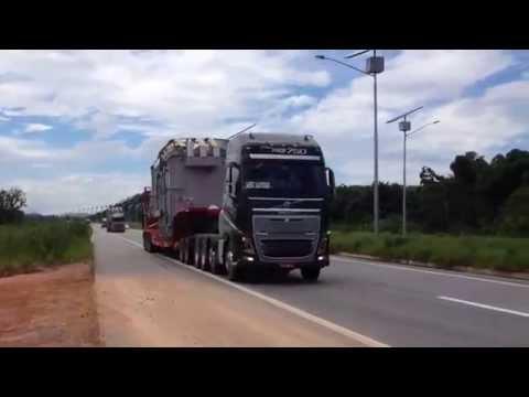Volvo FH16 e FH12 - Open Cargo