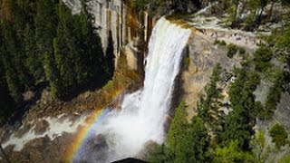 Yosemite National Park: Spring Waterfalls