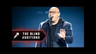 Blind Audition: Burcell Taka - This Woman's Work - The Voice Australia 2019