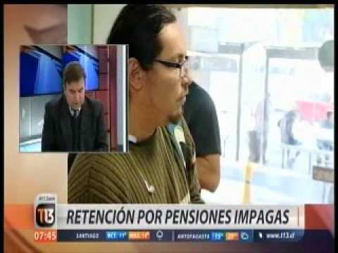 Devolución de impuestos: entrevista a tesorero general en Teletrece AM