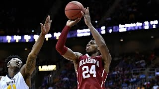 Oklahoma's Buddy Hield Drains Half Court Shot...After The Buzzer | CampusInsiders