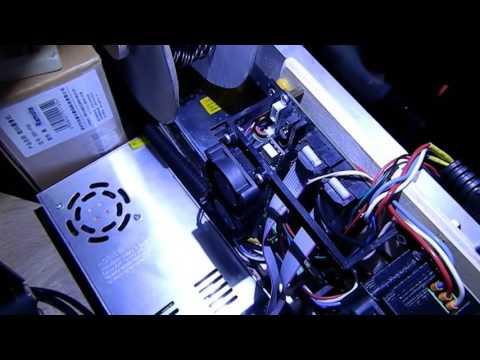 Самодельный 3D принтер. Замена нагревательного стола и приводных ремней.