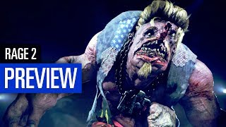 Rage 2 | PREVIEW | Massig neues Gameplay