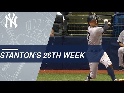 Stanton's top moments of the week