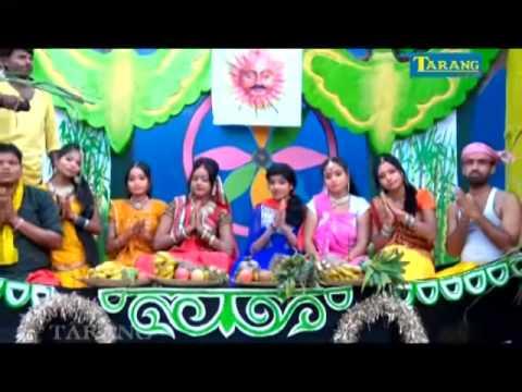 anjali bhardwaj chhath geet 2015 卐 Geet Chathi Maie Ke Songs Anjali Bhardwaj 卐
