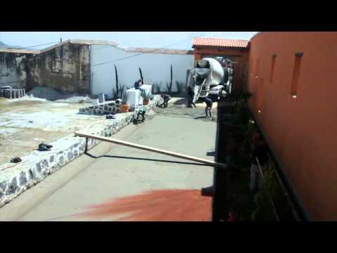 Moldes y plantillas para hacer concreto estampado   youtube