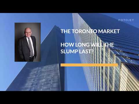How long will the Toronto real estate market slump last?