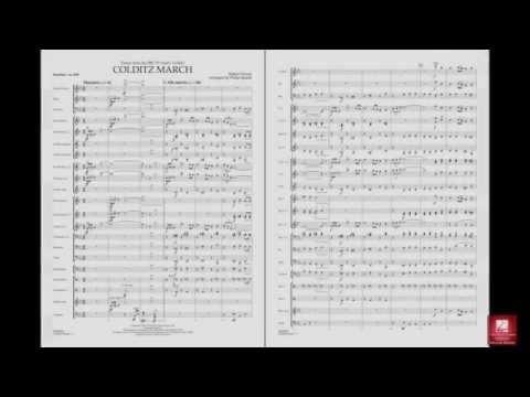 Colditz March by Robert Farnon/arr. Philip Sparke