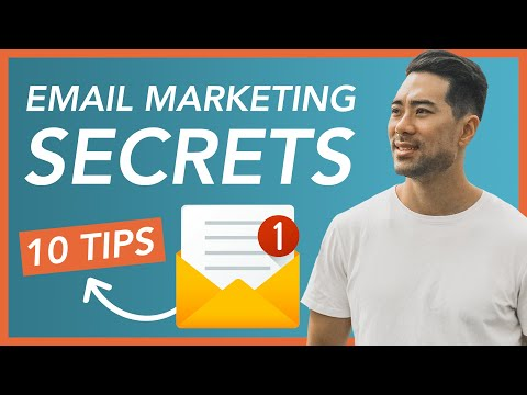 Email Marketing Tips And Best Practices - Get Your Emails Opened, Build Trust, And Increase Sales