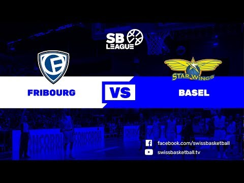 SB League - Day 2: Fribourg vs. Basel