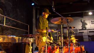 Tech Talk with Hinder - Bibs, drums