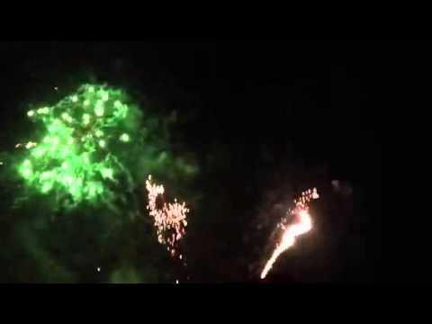 Vineyard School 2013 fireworks evening