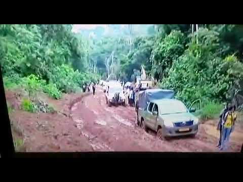Cameroon West Africa, LEWOH VILLAGE