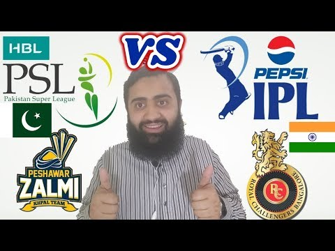 Pakistan React on IPL VS PSL Comparison - India vs Pakistan | AS Reactions