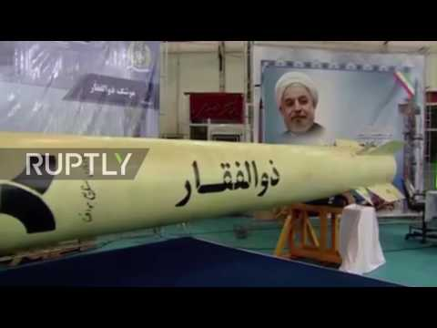 Iran: Tehran doesn't need foreign 'permission' to develop weapons - Rouhani