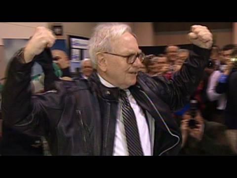 Warren Buffett's big weekend