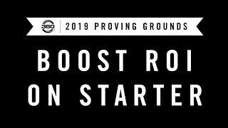 PG 19: Boost ROI on Starter - In Session Video
