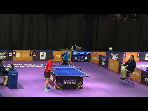 Sea Games 2017 Table Tennis, Men Team Vietnam V Indonesia 2nd  Single