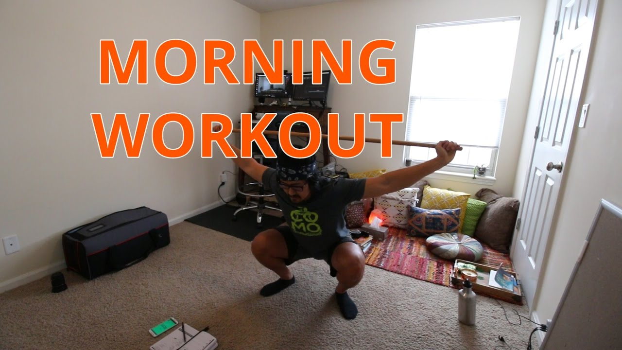 15 Minute Morning Corrective Workout Routine At Home No Equipment