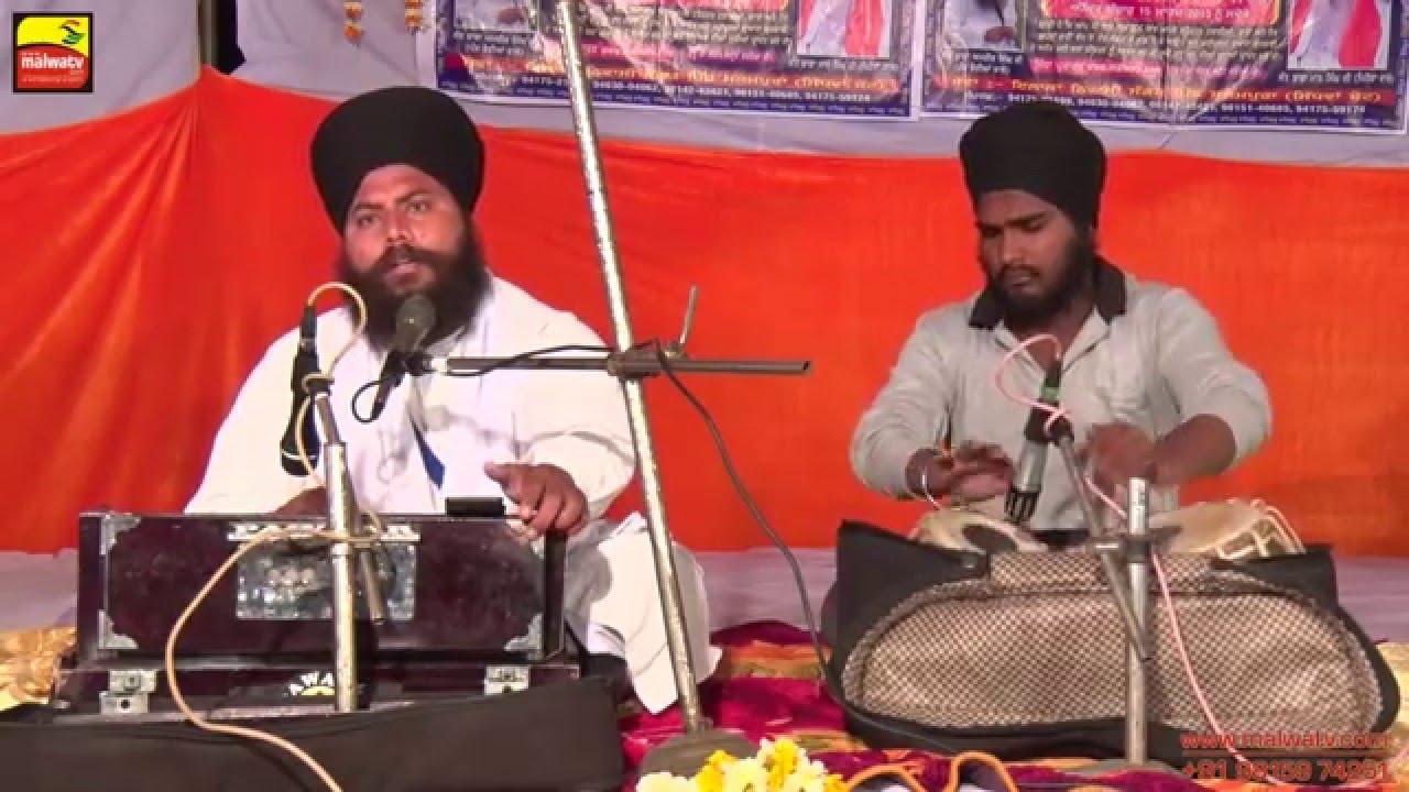 SALEMPUR (Ludhiana)    Religious Program - 2015, MAR 13th    AMRIK SINGH PANJ BHAINIAN    Part 1st