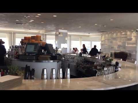 Santa Monica penthouse restaurant