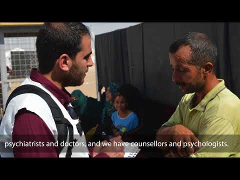 The mental health needs in Iraq