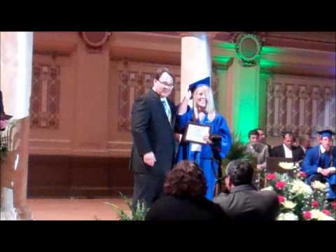 Victoria Graduates From High School - PA Cyber School