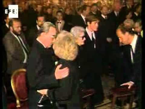 Muere Emmanuela Dampierre y Ruspoli, abuela de Luis Alfonso de Borbón