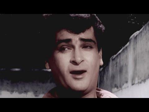 Mujhe Kitna Pyaar Hai, Lata Mangeshkar, Mohammed Rafi, Dil Tera Deewana Song in Colour (Duet)