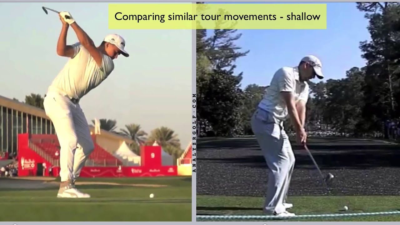 swing k hannah vest technology video golf robert analysis and