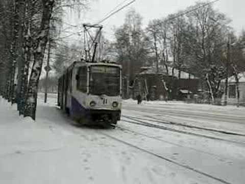 Noginsk Tramway - 71-608KM №5