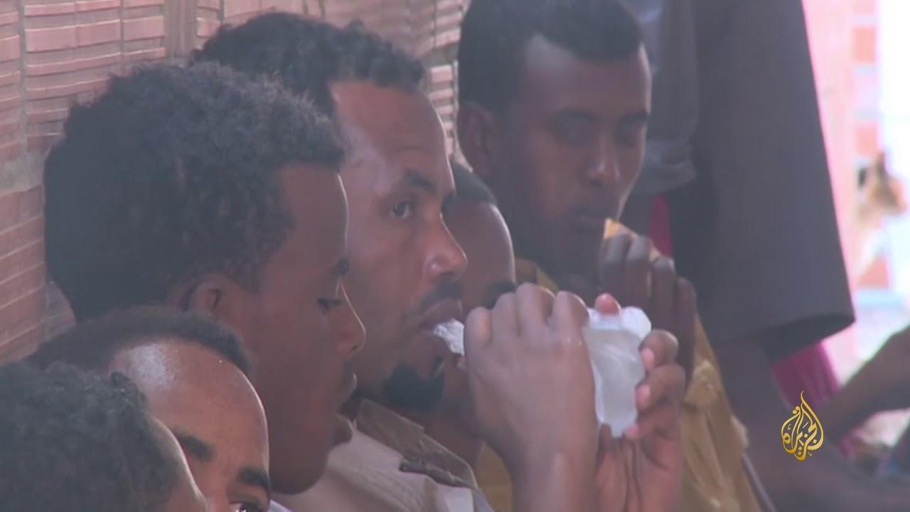الجزيرة:ووتش: انتهاكات ضد مهاجرين أفارقة بعدن