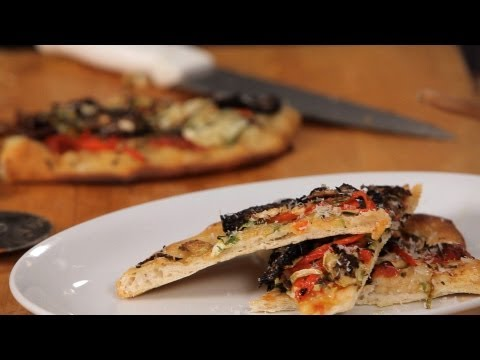 How to Get a Crispy Pizza Crust | Homemade Pizza
