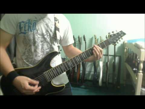 Crossfade - Cold (Guitar Cover)